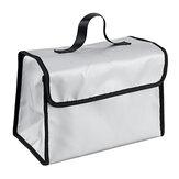 Wielofunkcyjna ognioodporna wodoodporna torba do przechowywania baterii Lipo 285 * 190 * 158 mm