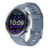 Bakeey H20 24 tryby sportowe Pełny ekran dotykowy Tętno Ciśnieniomierz Ciśnieniomierz Wyświetlacz pogodowy Inteligentny zegarek