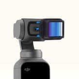 ULANZI OP-11 1.15X Lente Anamórfica Filme Widescreen Videomaker Cineasta Estrutura Magnética para DJI OSMO Câmera de Mão Estabilizada de Bolso