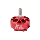 Flashhobby King Series K2306.5 2306.5 1900KV 3-6S / 2300KV 3-5S / 2550KV 3-4S Motor Sin escobillas para RC FPV Racing Drone