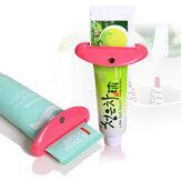 Крем трубы фармацевта зубной пасты ванной лицевая выжималка моющего средства