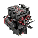 Toyan Engine FS-L200 2 Cylinder Four Stroke Nirto RC Engine For RC Car Boat Plane RC Vehicles Model