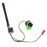 EWRF TS5823 5.8G 40CH 200 mW 600 mW FPV Transmissor VTX Com COMS 1000TVL Câmera Para RC Drone