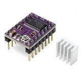 5pçs Geekcreit® 3D Impressora Stepstick DRV8825 Driver de Passo Reprap 4 Camadas PCB