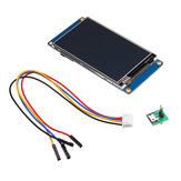 Nextion NX4024T032 3.2 Polegadas HMI Inteligente Smart USART UART Serial  HMI Intelligent Smart Touch Módulo de Tela LSD TFT
