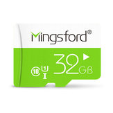 Mingsford Colorful Edition 32GB Kelas 10 Kartu Memori TF
