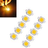 10st10W900LMWarmWitHoge Heldere LEIDENE Lichte Lampspaander gelijkstroom 9-12V