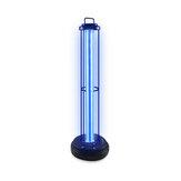 220 В / 110 В 60 Вт UV Стерилизатор Лампа Съемный дезинфекционный Лампа Таймер Дистанционное Управление Бактерицидный озон Лампа
