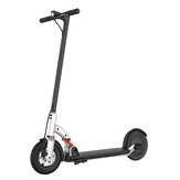 NEXTDRIVE N-4A 350W 7.8Ah 36V 8.5inch White Folding Electric Scooter 26km/h Top Speed 30km Mileage Range Double Brake System Waterproof Scooter Max Load 100kg