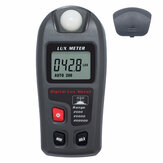 MT30 LCD Display Digital Luz Portátil Lux Meter Tester Luxmeter Luminometer