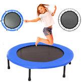 40inch ronde enfants mini trampoline fitness rebondeur jogger gymnastique à la maison exercice sport équipement de protection