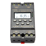 ZYT16G-3a 220V Din Rail Waterproof  Multi Channel Automatic Programmable Timer Switch