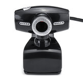 HD 1200P USB Webcam with Microphone Recording Camera 30fps For PC Laptop Desktop