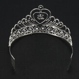 Austrian Crystal Diamond Bridal Hair Comb Crown Bridal Wedding Headdress Accessories