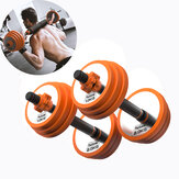 FED FED-XM8009 Pure Steel Home Dumbbell Barbell Horizontal Bar Multifunctional Indoor Sports Fitness Equipment