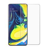 Protetor de tela de vidro temperado de alta definição Bakeey para Samsung Galaxy A80 2019