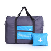 Mannen Vrouwen Oxford Doek Waterproof Travel Outdoor Folding Sporttas Handbag
