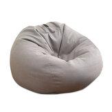 Lazy Sofa Large Bean Bolsa Funda Silla Cojín Almohada Tumbona Sofá Asiento Interior