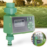Automatic Irrigation Timing Controller Timer Watering Device LCD Display For Family Garden Greenhouse Plants