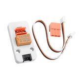 Minimodulederelais3ADC 30V AC 220V avec port GROVE piloté par triode pour ESP32 Kit Micropython M5Stack® pour Arduino - produits qui fonctionnent avec les cartes officielles Arduino