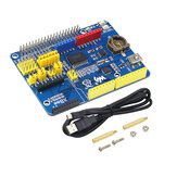 Catda C1062 Sensor Adapter Expansion Board Support XBEE Module for Raspberry Pi 4B/3B