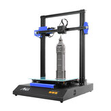 Anet® ET5X 3D Printer Kit 300x300x400mm Print Volume Support Auto Leveling/Resume Printing with 3.5 Inch LCD Color Touch Screen/Upgraded Over-Current Protection Mainboard