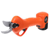 16.8V 600W 2000mAh Cordless Electric Branch Cutter Pruning Scissors Lithium Battery 25mm Tree Branch Cutter
