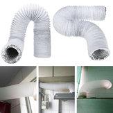 Tubo de respiradouro flexível da exaustão de 6M Mangueira para o diâmetro Mangueira do condicionador de ar 13cm