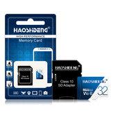 ذاكرة MicroDrive بطاقة TF Micro SD بطاقة عالية السرعة Class10 8 جيجابايت 16GB 32GB 64GB128 جيجابايت مع SD محول للجوال هاتف لوحدة تحكم ألعاب PSP MP3 الة تصوير بدون طيار