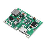 Geekcreit® 3.7V 9V 5V 2A Adjustable Step Up 18650 Lithium Battery Charging Discharge Integrated Module