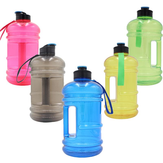 IPRee® 2.2L Big Large Water Bottle BPA Free Sport Gym Training Workout Drink  Cap Kettle