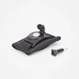 LENVEE Shoulder Strap 360 Degree Rotation Adjustable Buckle Backpack Clip Fixed Expansion Bracket for Gopro Xiaoyi DJI OSMO Pocket Action Fimi Camera Accessories
