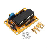 ADC0809 Modul 8-bit 81 Analog-Analog-Digital-Wandler Analog-Digital-Wandler Digitales Voltmeter