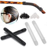Comfortable Soft Силиконовый Анти Slip Ear-hooks для Очки Очки Солнцезащитные очки