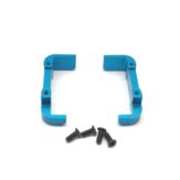 Atualização de metal Bateria Assento Para Wltoys 144001 1/14 4WD RC Peças de modelos de veículos automóveis