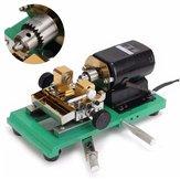 Raitool ™ 110V 320W Perfuradora de pérolas Perfuradora de brocas ajustadas Fazendo ewelry Torno de ferramenta de perfuração