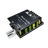 ZK-1002L Mini HIFI Power Amplifier Board bluetooth 5.0 High Power 100W 2.0 Dual-channel Stereo Sound Module