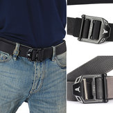 125CM Men's Nylon Firm Belt Camping Tactical Training Belts