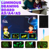 A3 / A4 / A5 Repainted Luminous Hand-Writing Drawing Board with Copy Cardboard