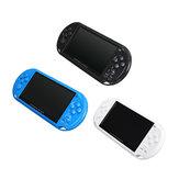X9-Swiederaufladbare5,0-Zoll-8G-Retro-SpielekonsolefürVideo-MP3-Player