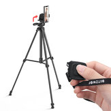 BlitzWolf® BW-BS0 Pro bluetooth Remote Control Stable Tripod with Removable 1/4