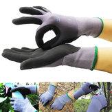 屋外ガーデン保護手袋耐久性のある通気性手袋ハウスキーピング機械工事のための