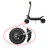 LANGFEITE T8 11 pouces Scooter électrique pliant Brushless Hub Motor Anti-Skid Front Wheel Tire Set