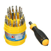 31 in 1 Screwdriver Set Mechanic Repair Tool Kit for PDA Cell Phone Watch PSP