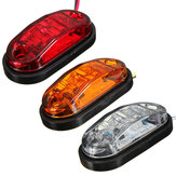 12V 24V Side Marker Lights Lamp voor auto vrachtwagen trailer