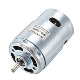 HANPOSE 895 Motor DC 12V 24V 200/360W DC Motor Large Torque High Power DC Motor Double Ball Bearing Spindle Motor