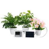ソーラー自動散水装置点滴灌漑ガーデンツールウォーターポンプタイマー