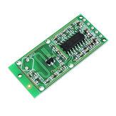 20Pcs RCWL-0516 RCWL 0516 Микроволновый радар Датчик Человек Датчик Корпус Датчик Выход модуля модуля индукционного переключателя 3.3V