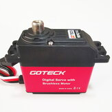 Goteck HB1621SG 19KG Metal Digital Servo Brushless Motor for RC Model Fixed-Wing Aircraft Robot
