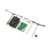 Happymodel ExpressLRS ES915TX 915MHz Ultra Long Range Transmitter Module and ES900RX Receiver for Radiomaster TX16S Jumper T12 T16 T18 Transmitter